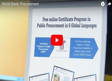 World Bank: Procurement