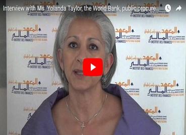 The World Bank, public procurement modernization in Lebanon