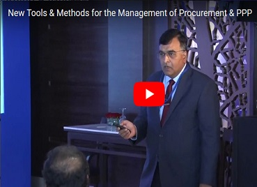 New Tools & Methods for the Management of Procurement & PPP