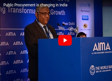 Public Procurement is changing in India
