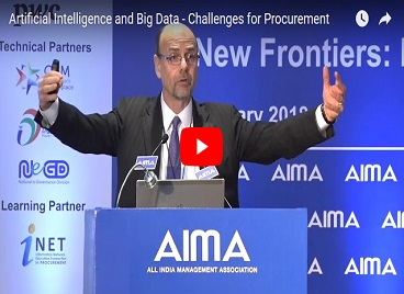 Artificial Intelligence and Big Data - Challenges for Procurement