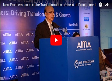New Frontiers faced in the Transformation process of Procurement