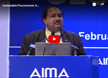 Sustainable Procurement: A way forward