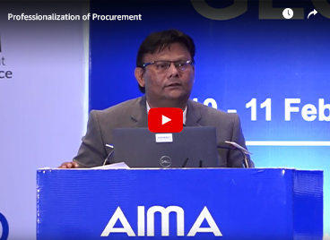Professionalization of Procurement